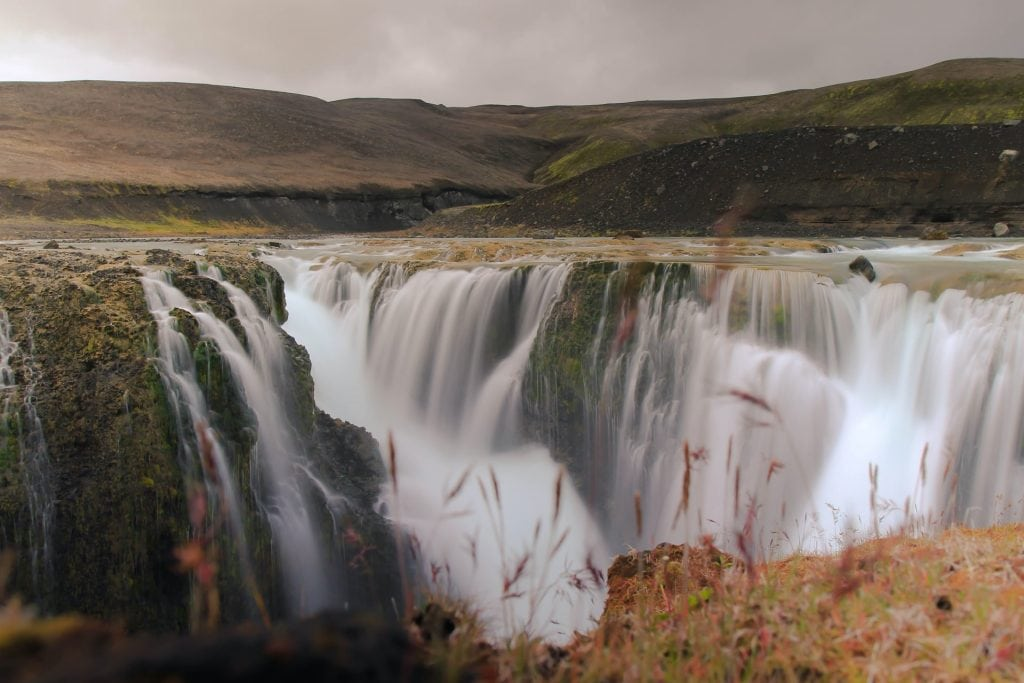 When to elope in Iceland - fall