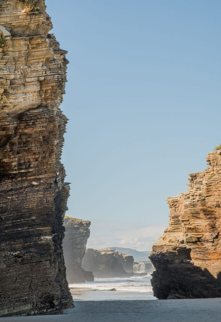 Where to elope in Spain - Playas de las Catedrales