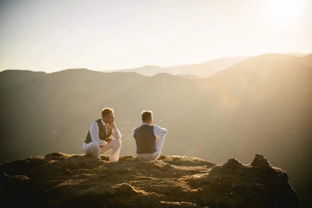 Elopement packages in Spain - 3 days