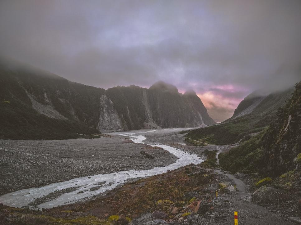 Elope in Fox Glacier, New Zealand