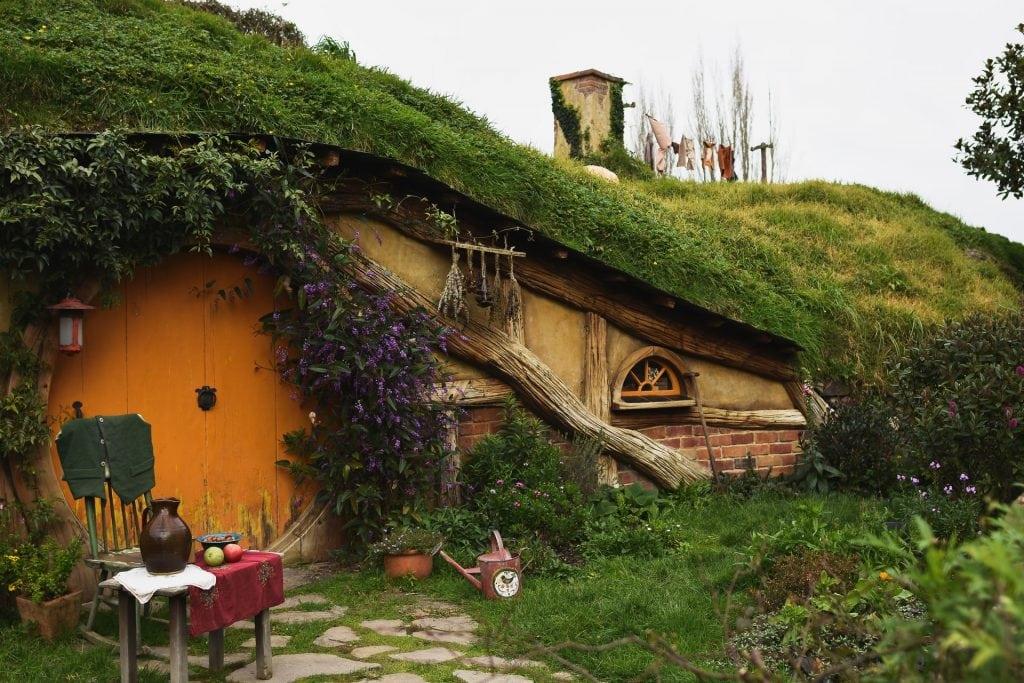 Elope in Hobbiton, New Zealand