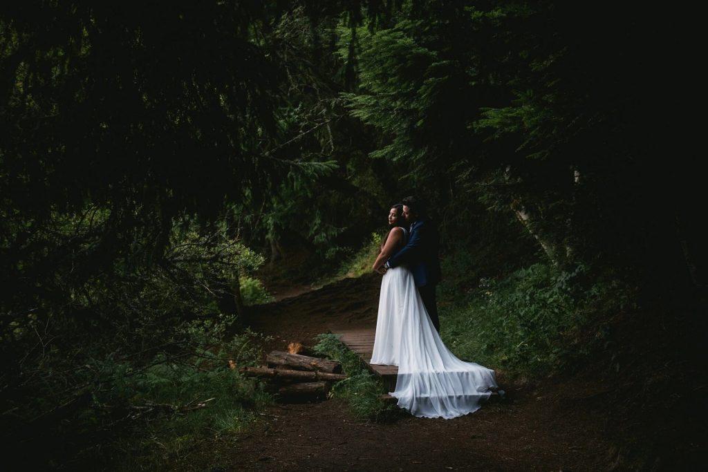 5 hours elopement package in New Zealand