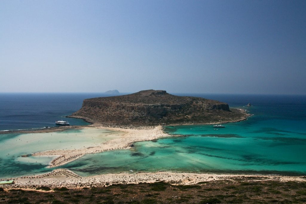 When to elope in Greece - summer