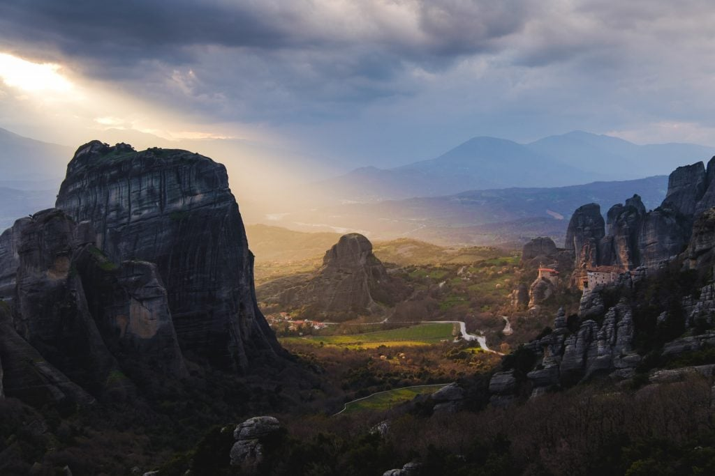 Why elope in Greece