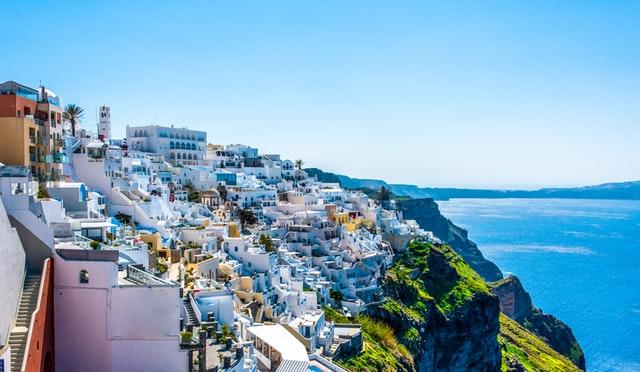 Best of Santorini elopement packages
