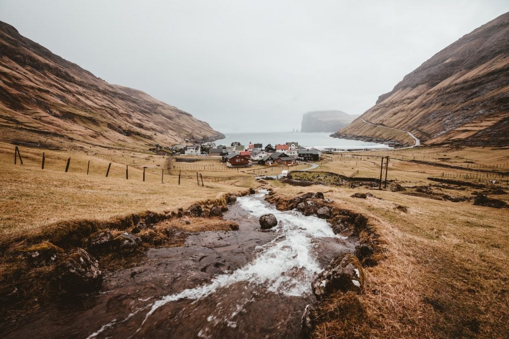 When to elope in the Faroe Islands - fall