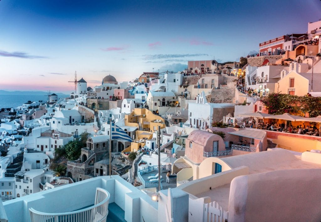 How to elope in Santorini - the ultimate guide