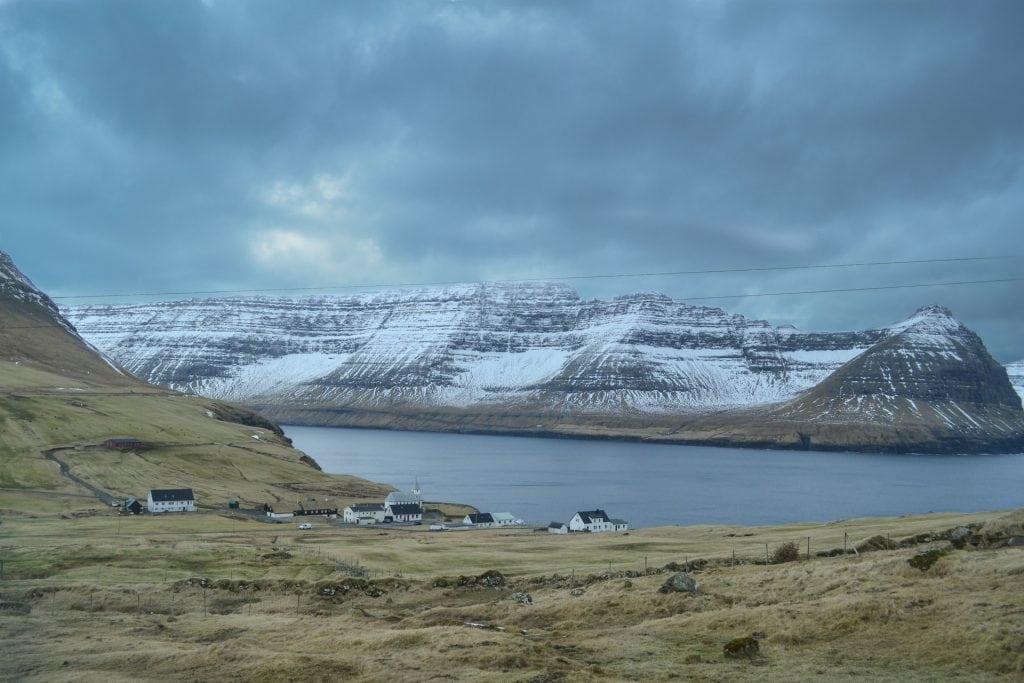 When to elope in the Faroe Islands - winter