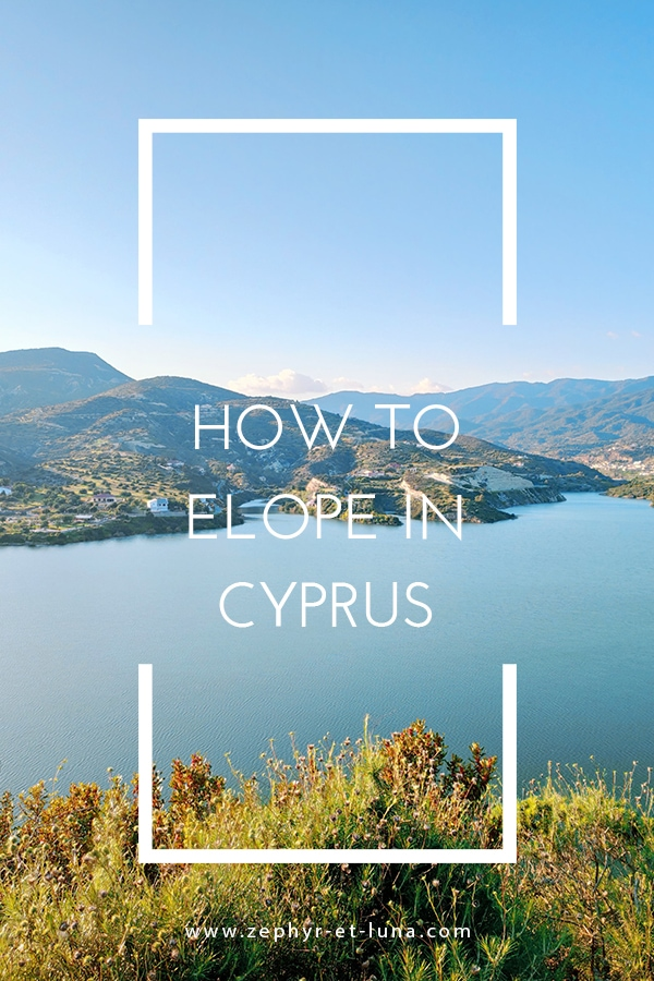How to elope in Cyprus - the ultimate guide