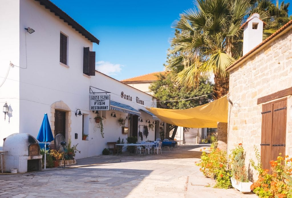 When to elope in Cyprus - spring