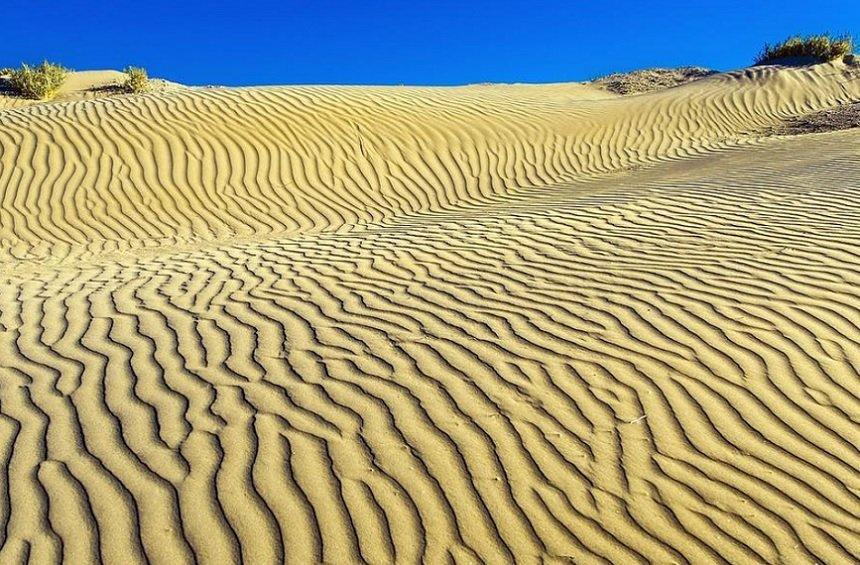 Where to elope in Cyprus - Limassol sand dunes