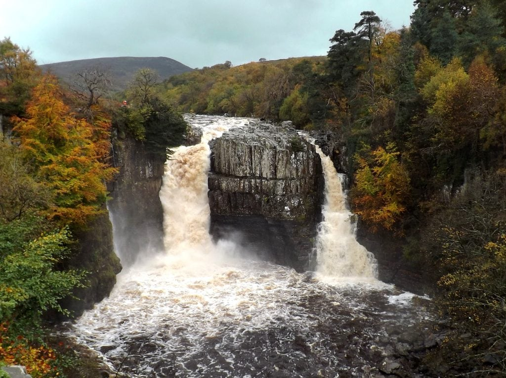 Where to elope in England - High Force