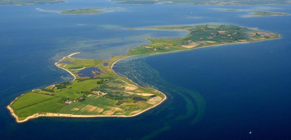 Where to elope in Denmark - South Fyn Archipelago