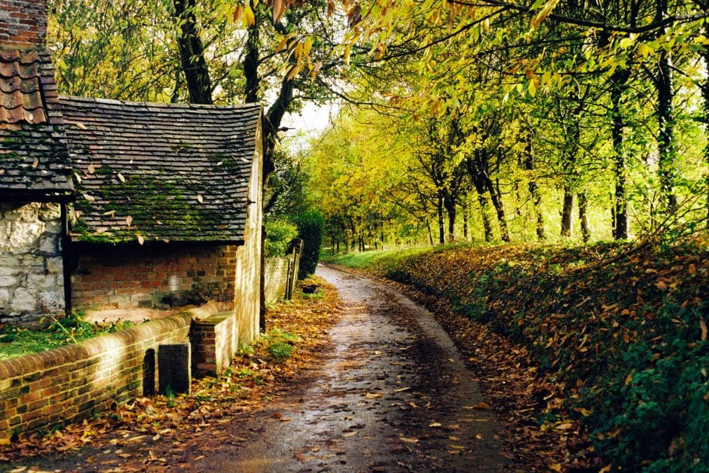 Where to elope in England