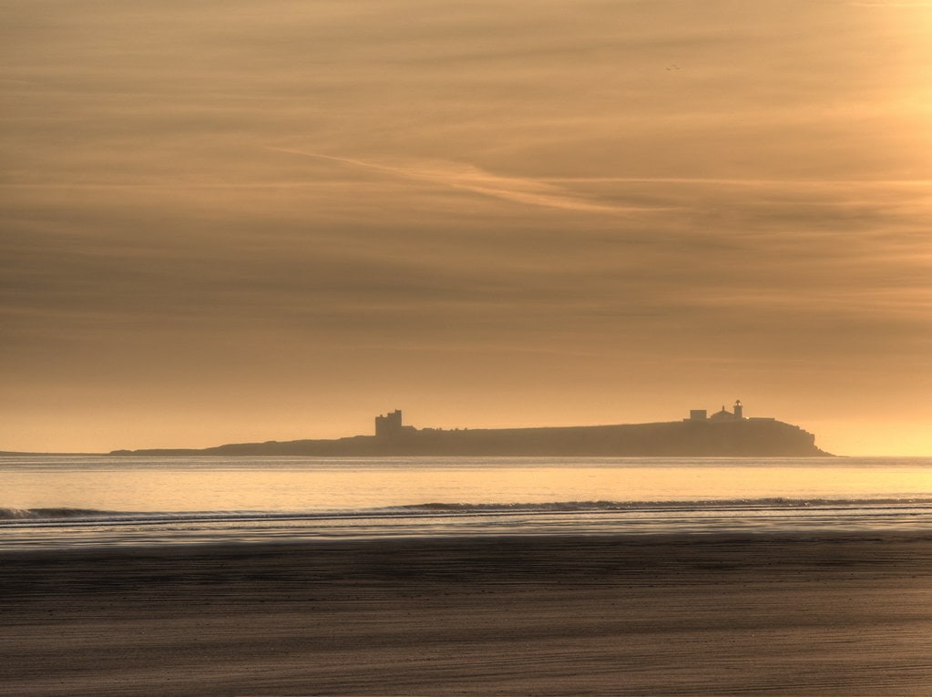 Where to elope in England - Farne Islands