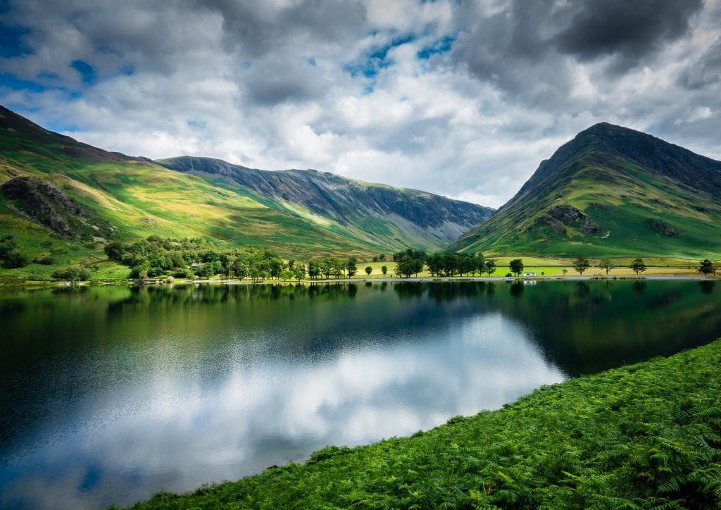 Where to elope in England - the Lake District