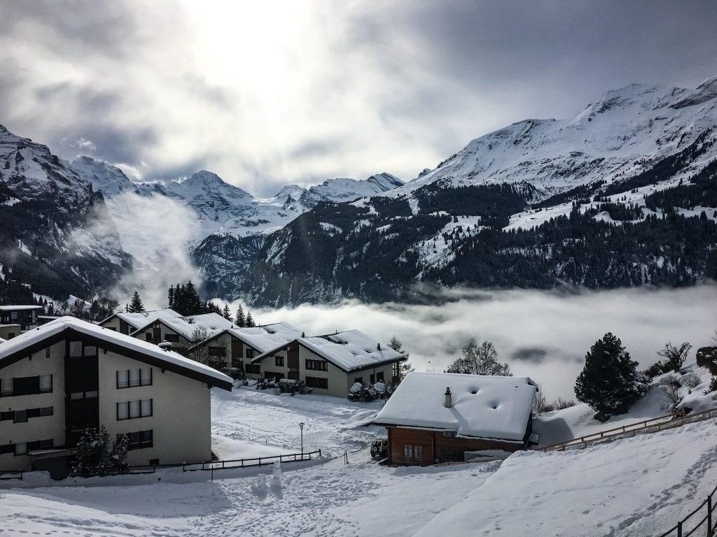 Switzerland content day
