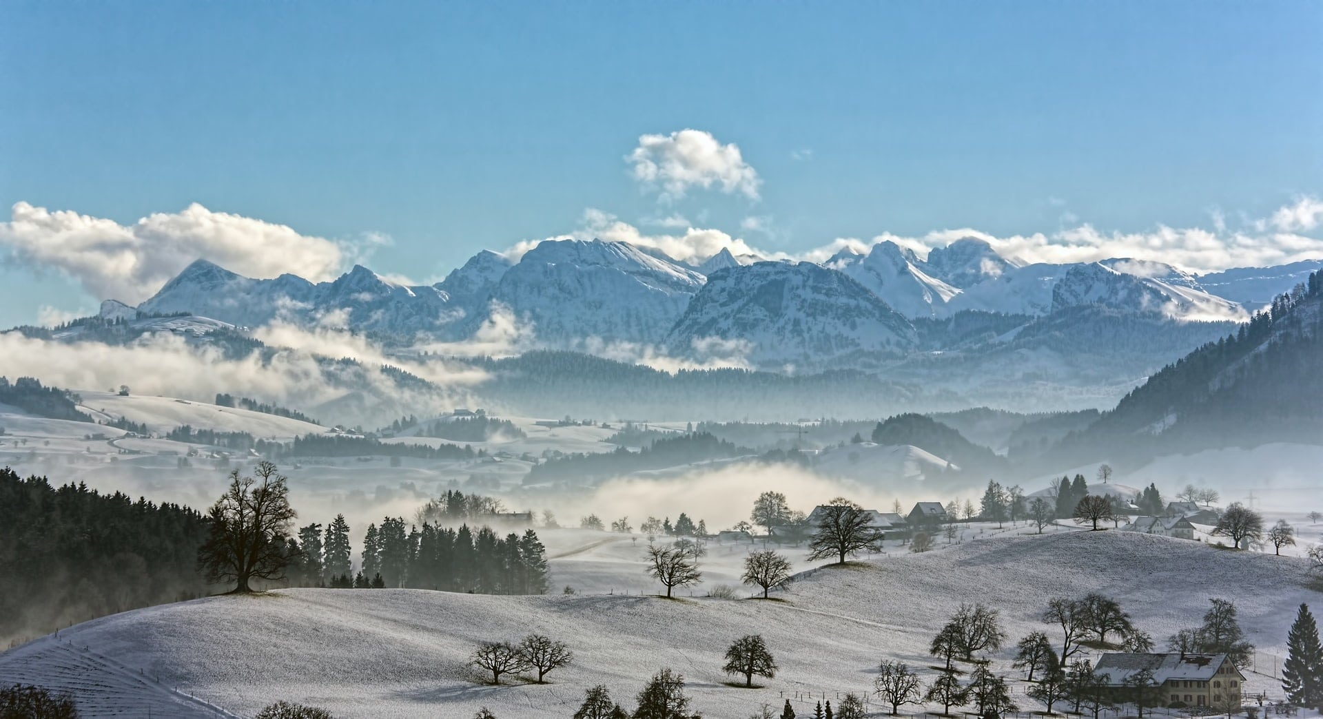 Switzerland elopement styled shoot