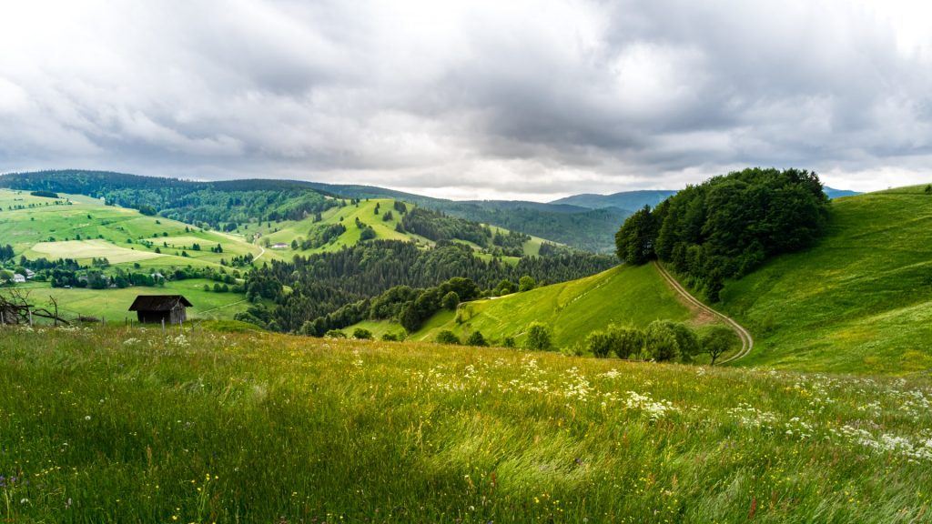 When to elope in Germany - spring