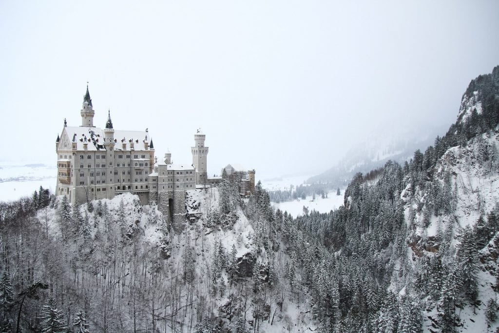 When to elope in Germany - winter