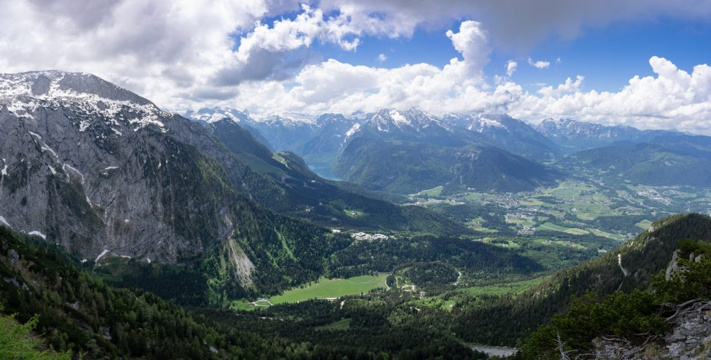 Where to elope in Germany - Berchtesgaden National Park