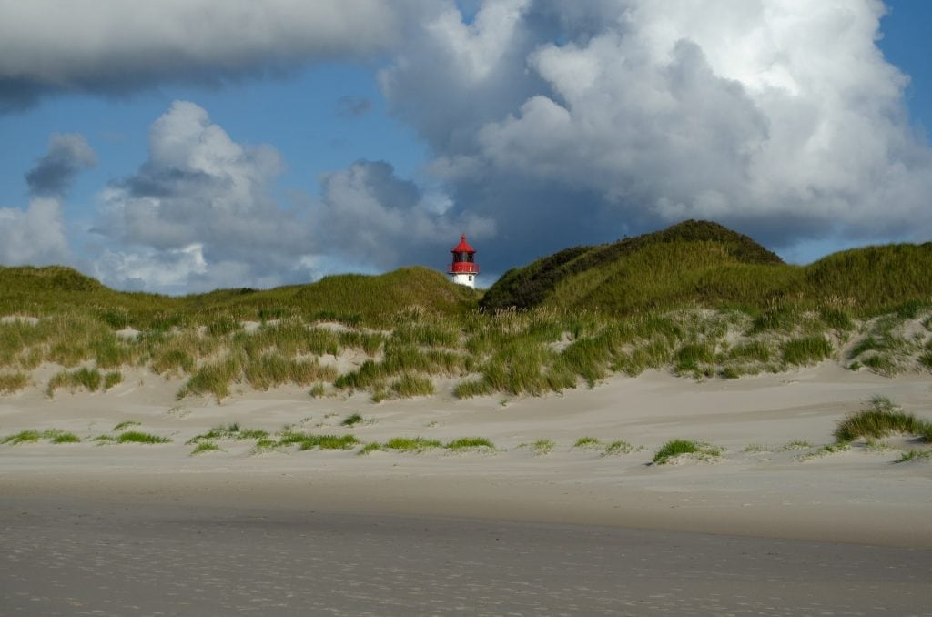 Where to elope in Germany - Amrum