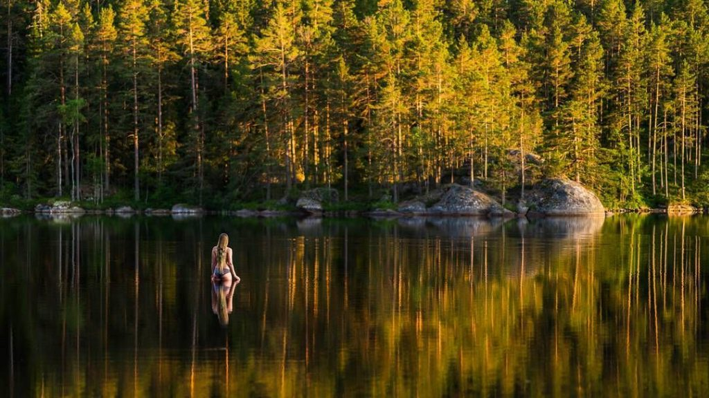 Where to elope in Sweden - Tiveden National Park