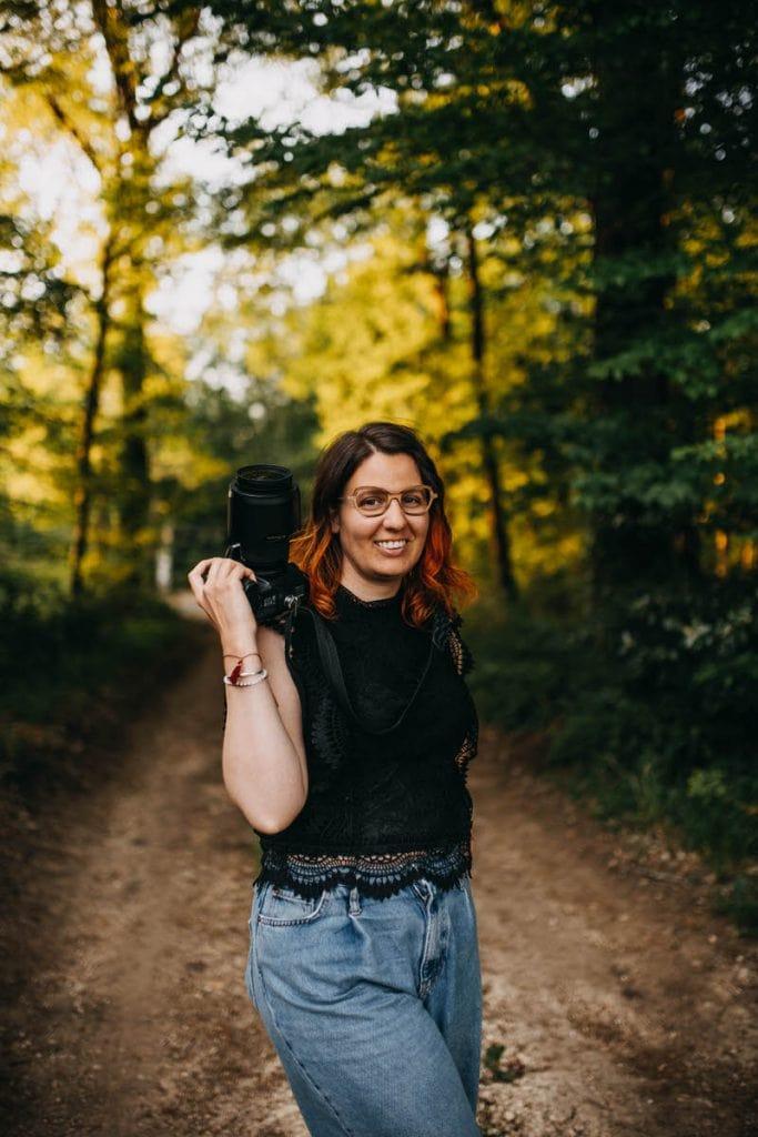 Ambre, Zéphyr et Luna - formatrice pour les photographes