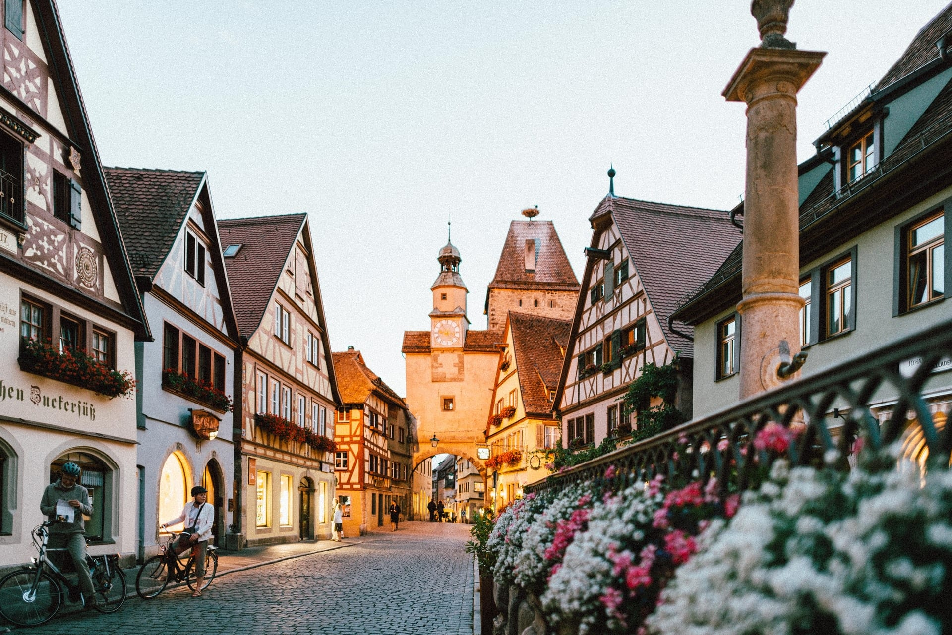 Elopement packages in Germany