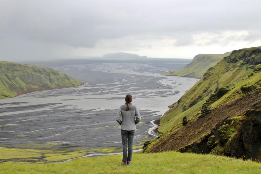 Content days Iceland Katla geopark