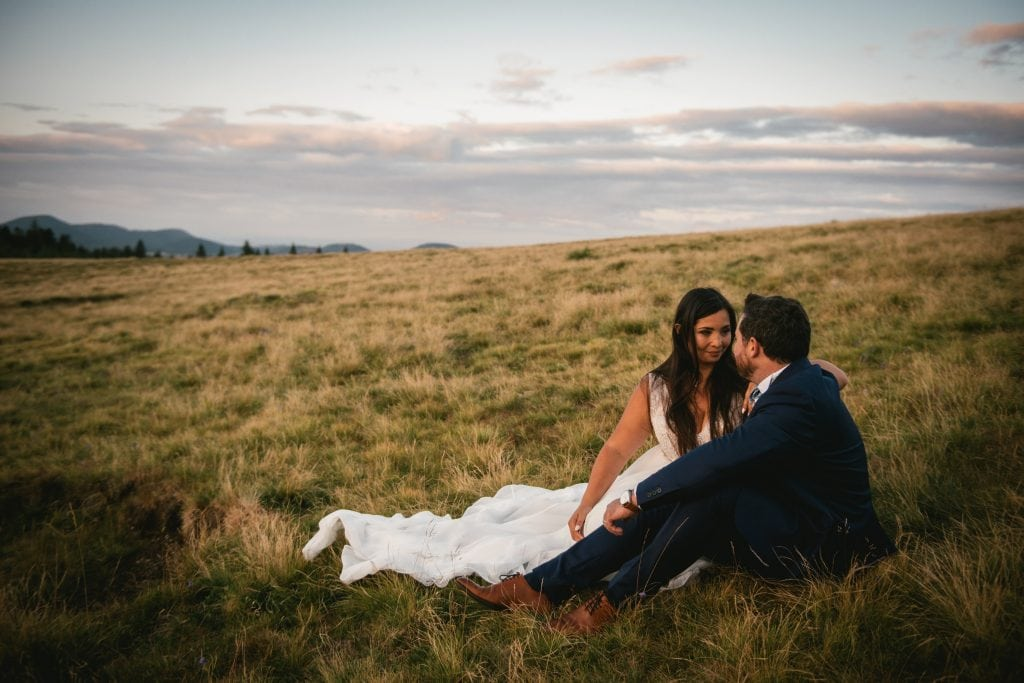 What to wear for an elopement in the Lake District - the shoes