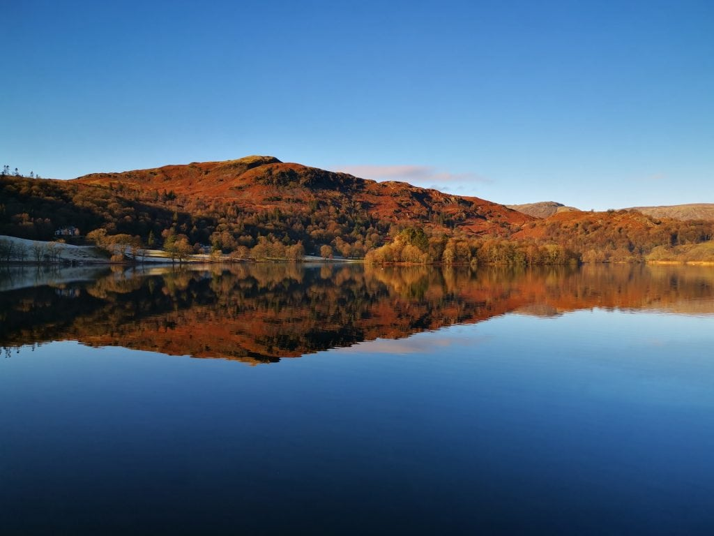 When to elope in the Lake District - fall