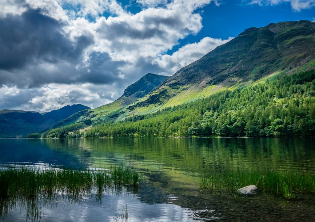 When to elope in the Lake District - summer