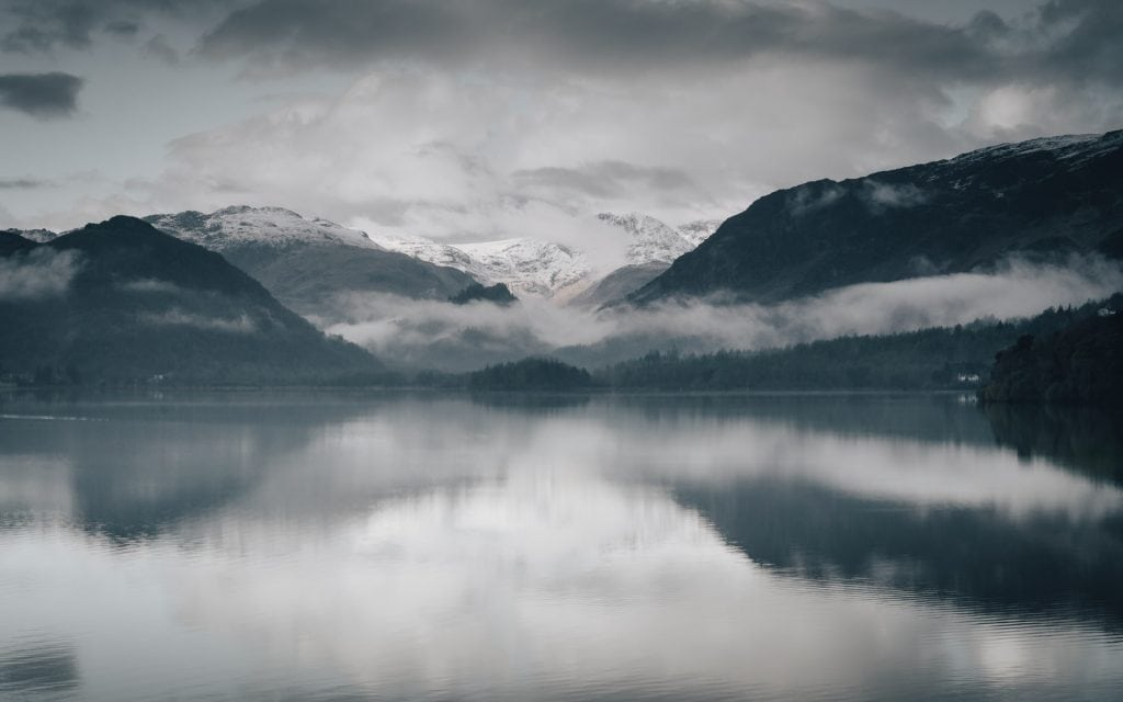 When to elope in the Lake District - winter