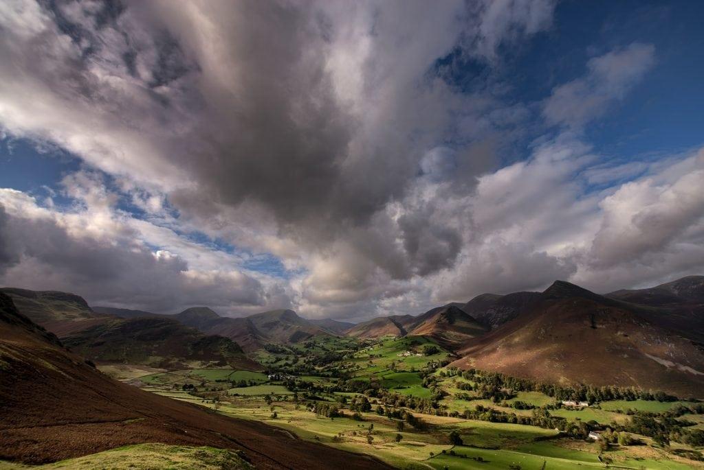 Where to elope in Lake District - Catbells lakeland walk