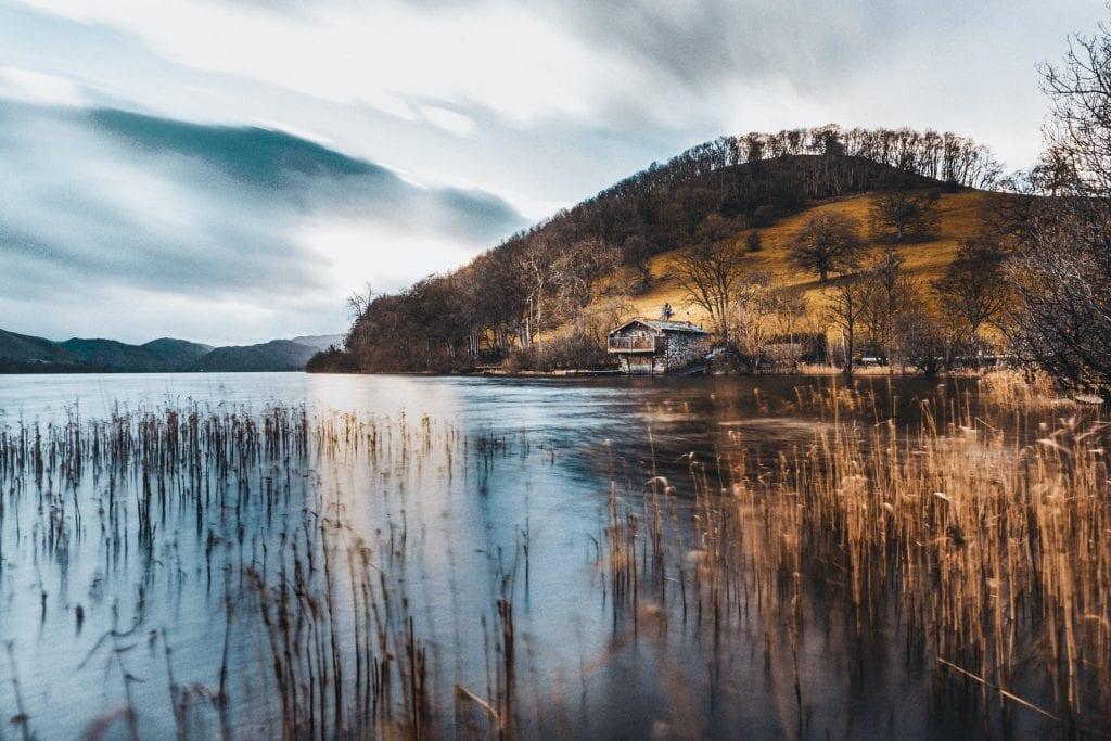 Where to elope in Lake District - Ullswater lake