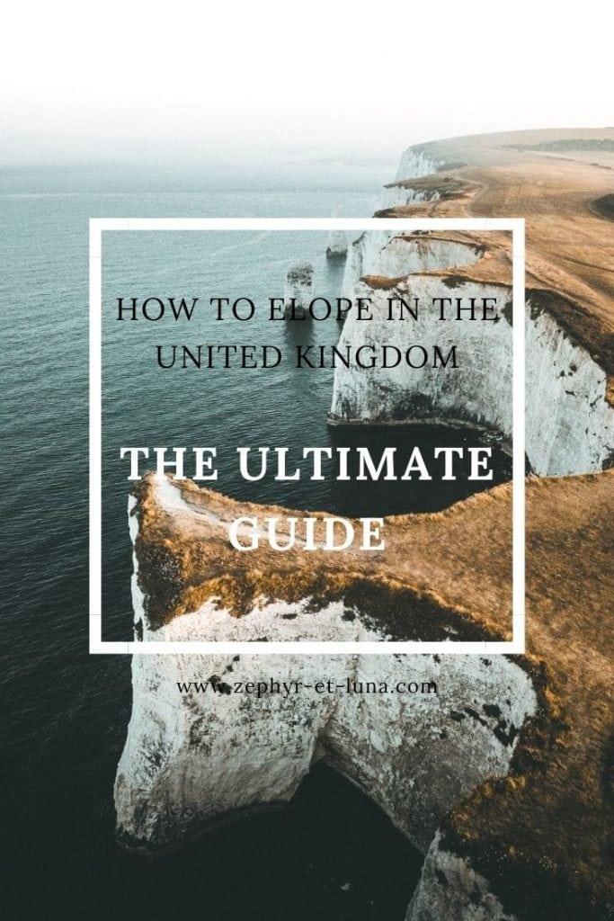 Comment se marier au Royaume-Uni - le guide ultime