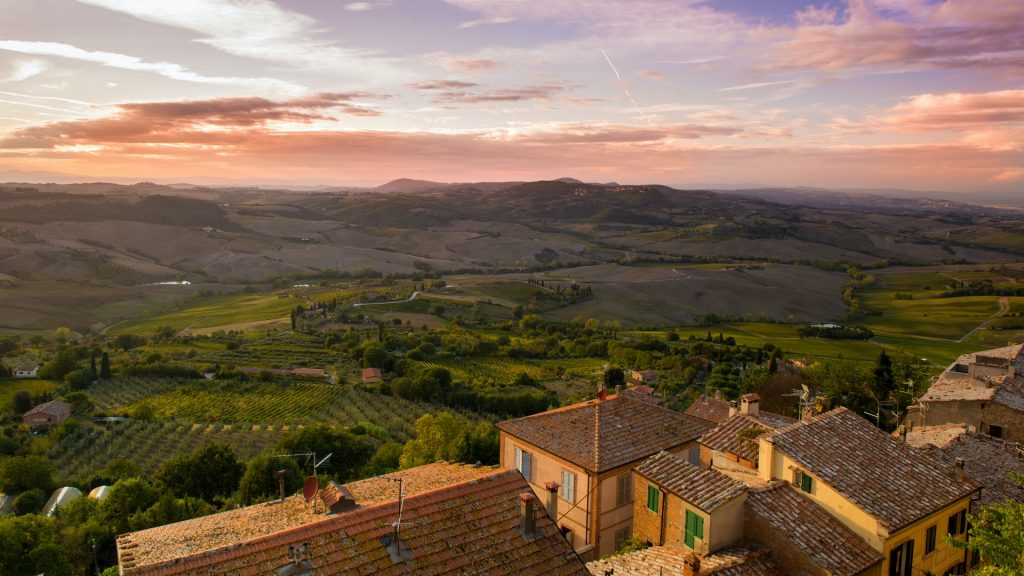 best places when eloping in Italy