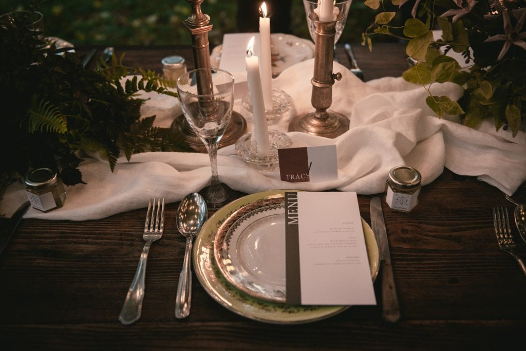 How to plan a Lord of the Rings wedding or elopement - incorporate some greenery