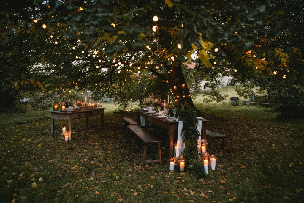 How to plan a Lord of the Rings wedding or elopement - think about light