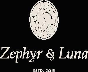 Zephyr & Luna - logo