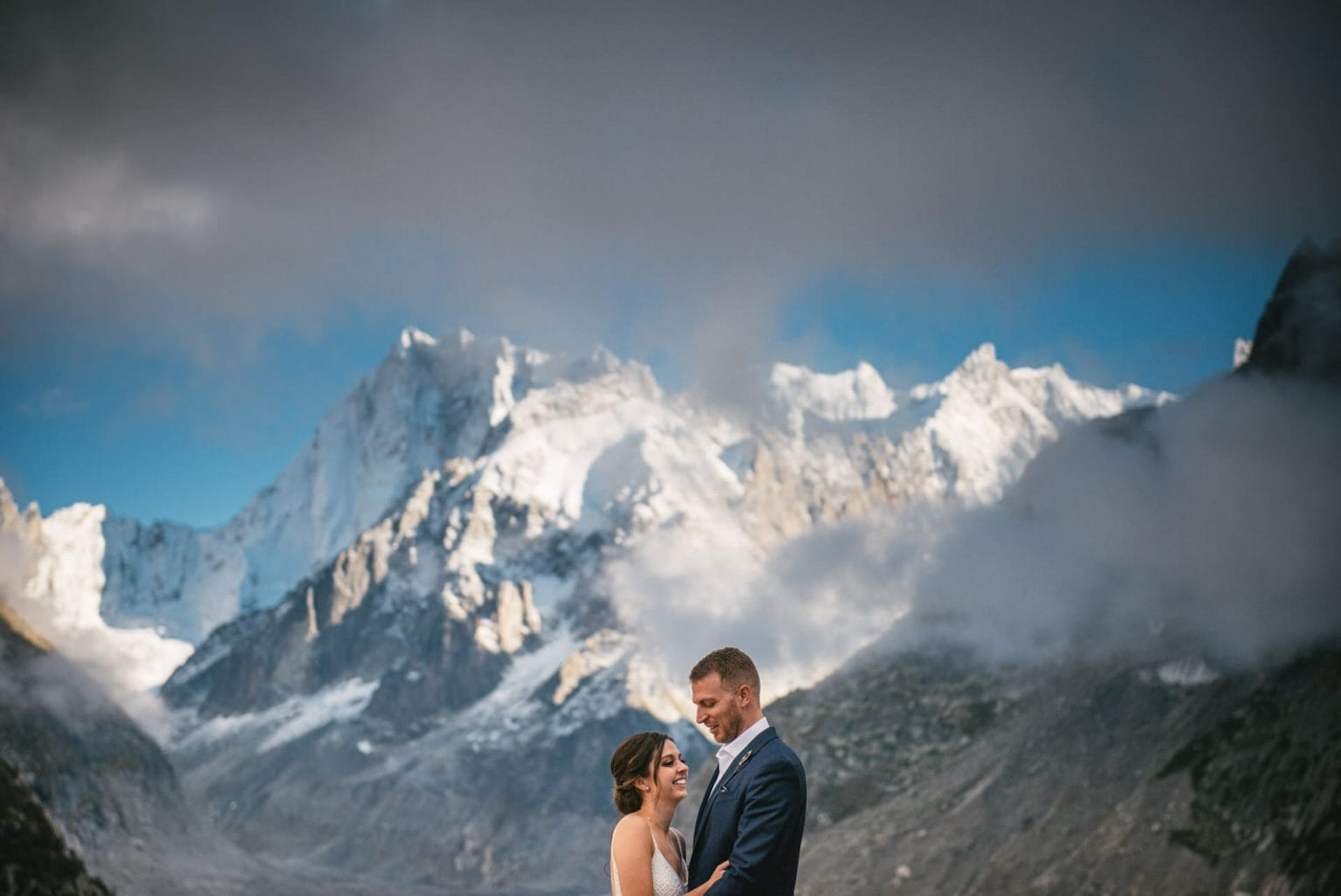 Elopement in the French Alps